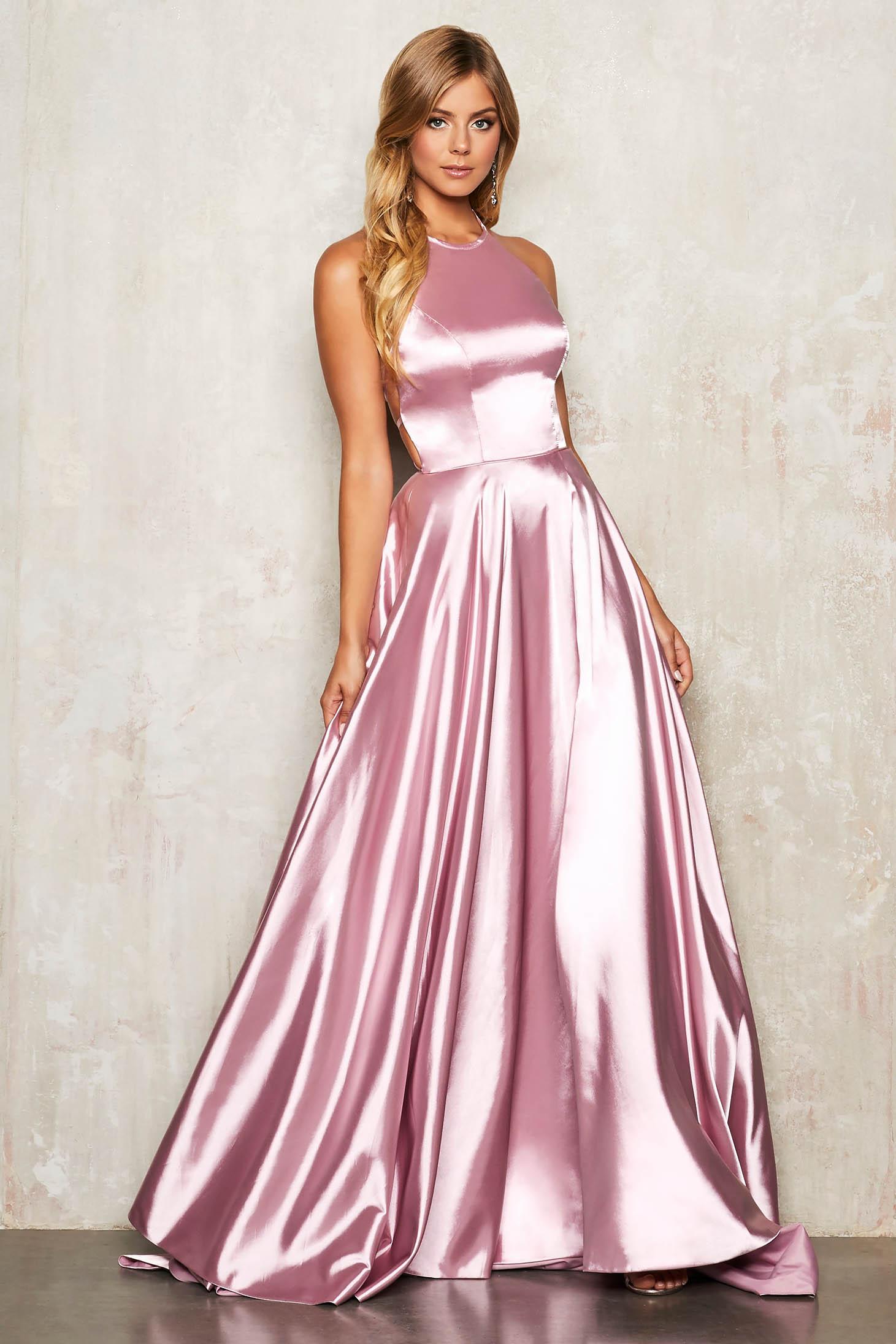 Rochie Sherri Hill 53875 rose