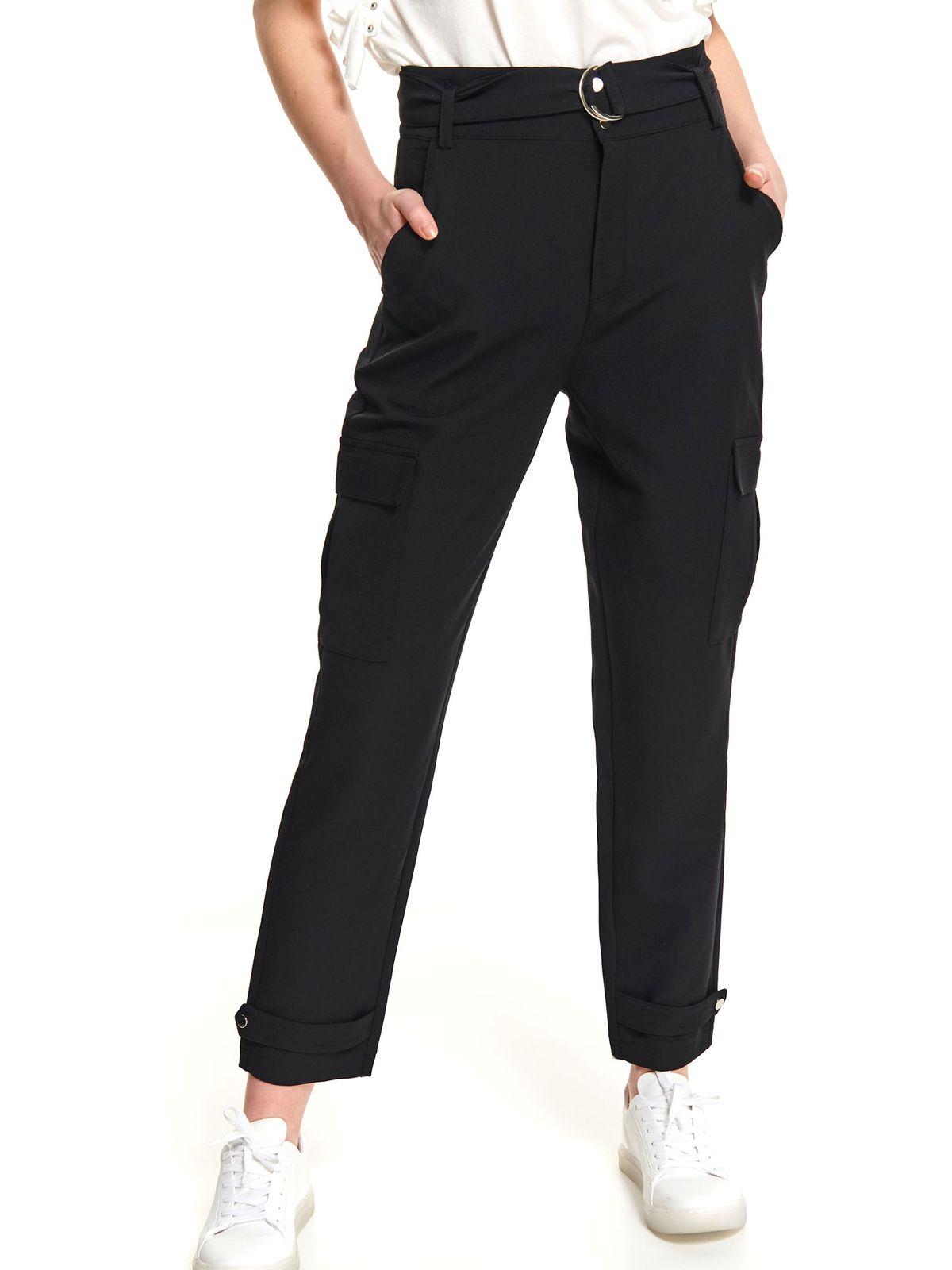 Pantaloni Top Secret negri