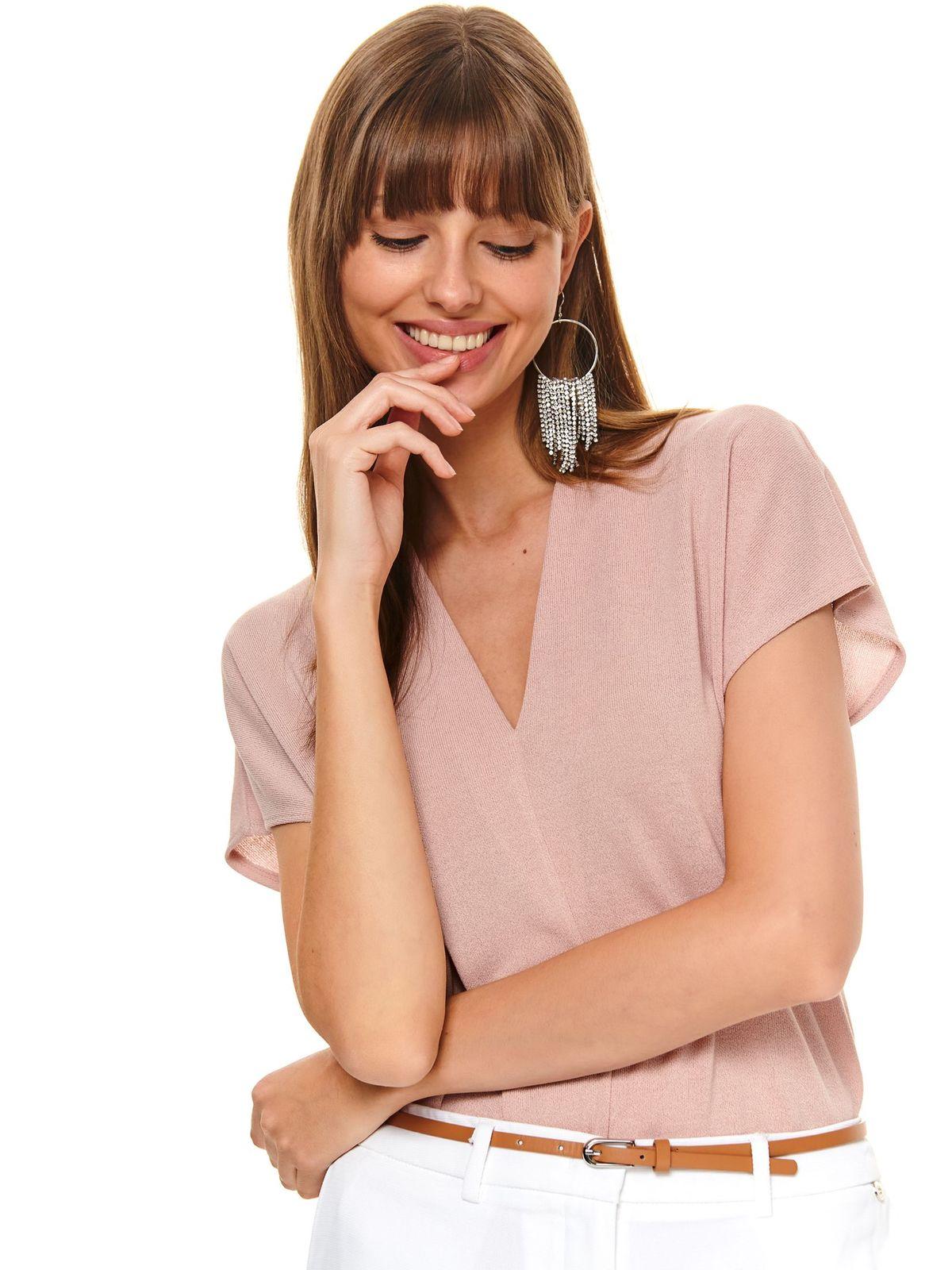 Lightpink women`s blouse