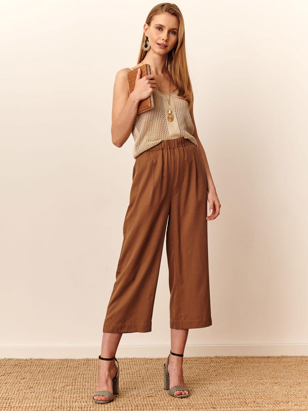 Pantaloni Top Secret maro