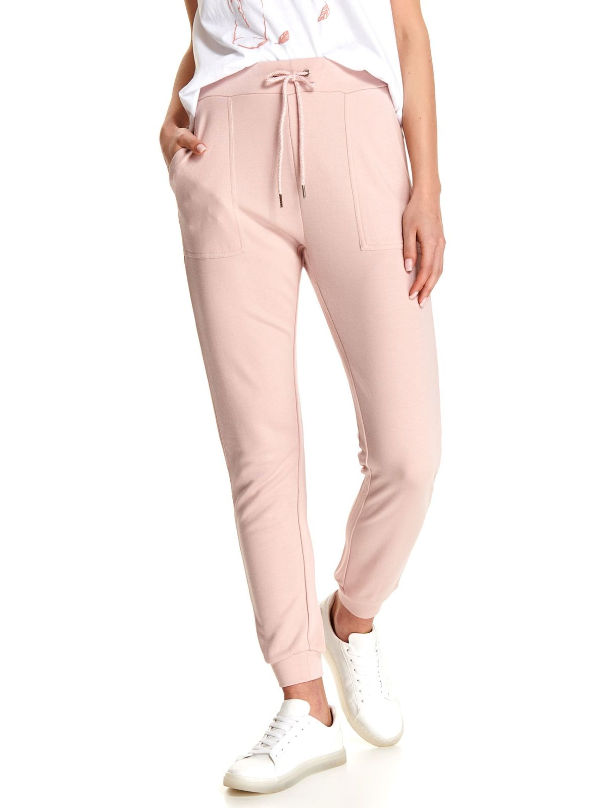 Lightpink trousers