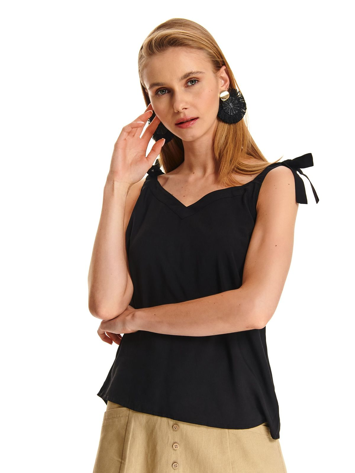 Bluza dama Top Secret neagra