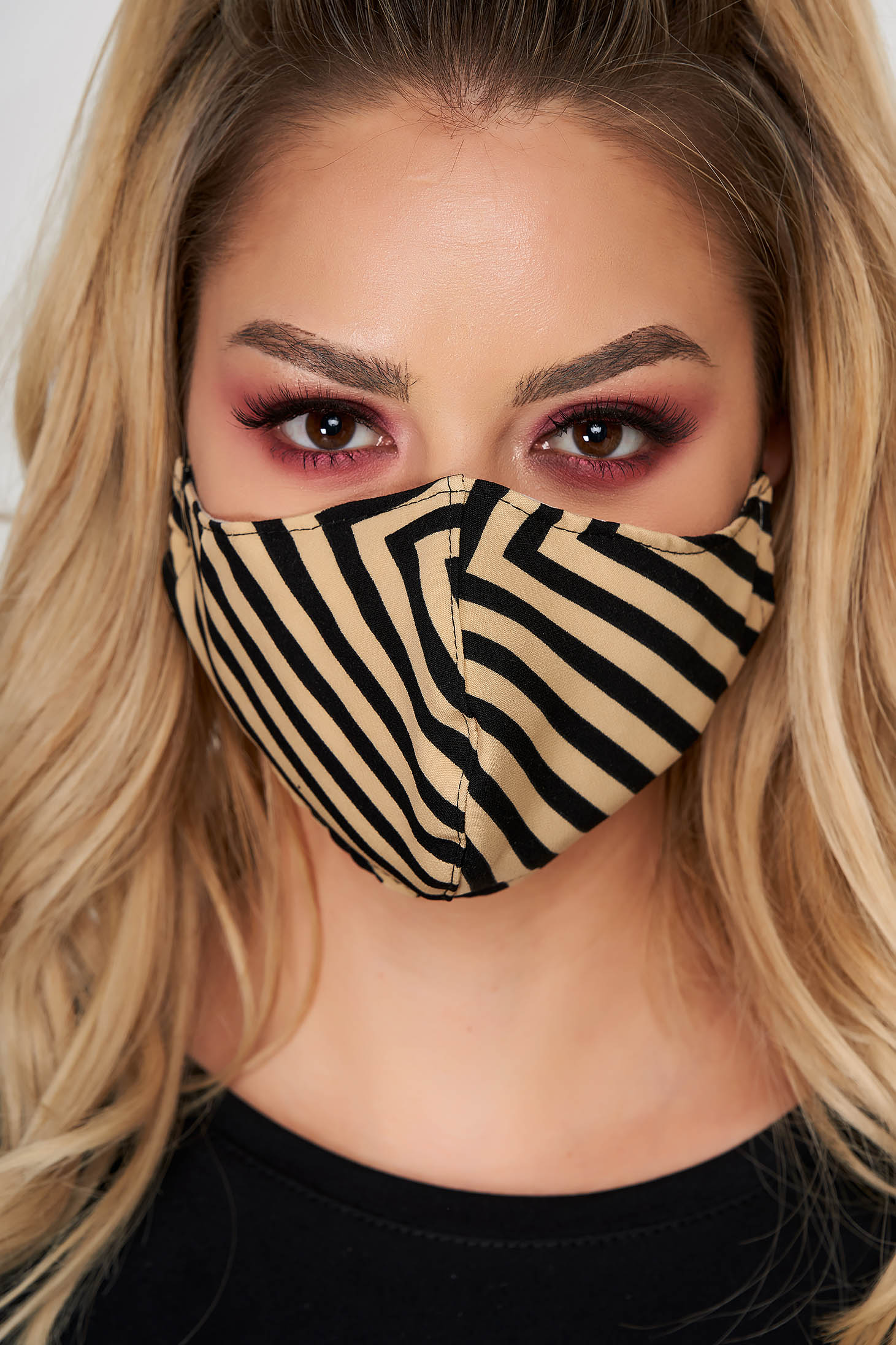 Face masks StarShinerS brown