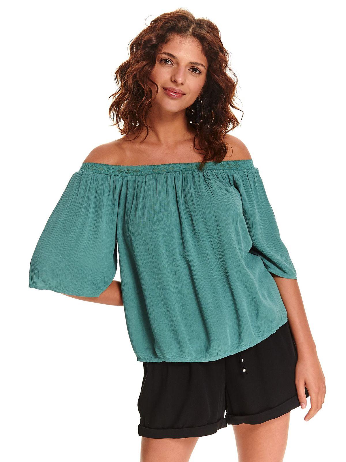 Bluza dama Top Secret verde