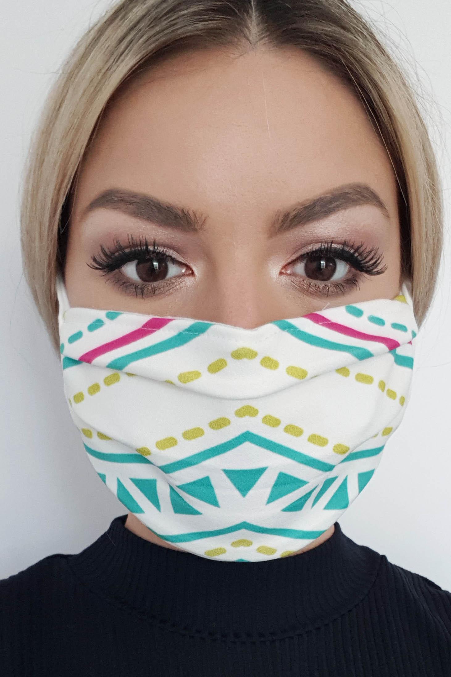 StarShinerS white face masks