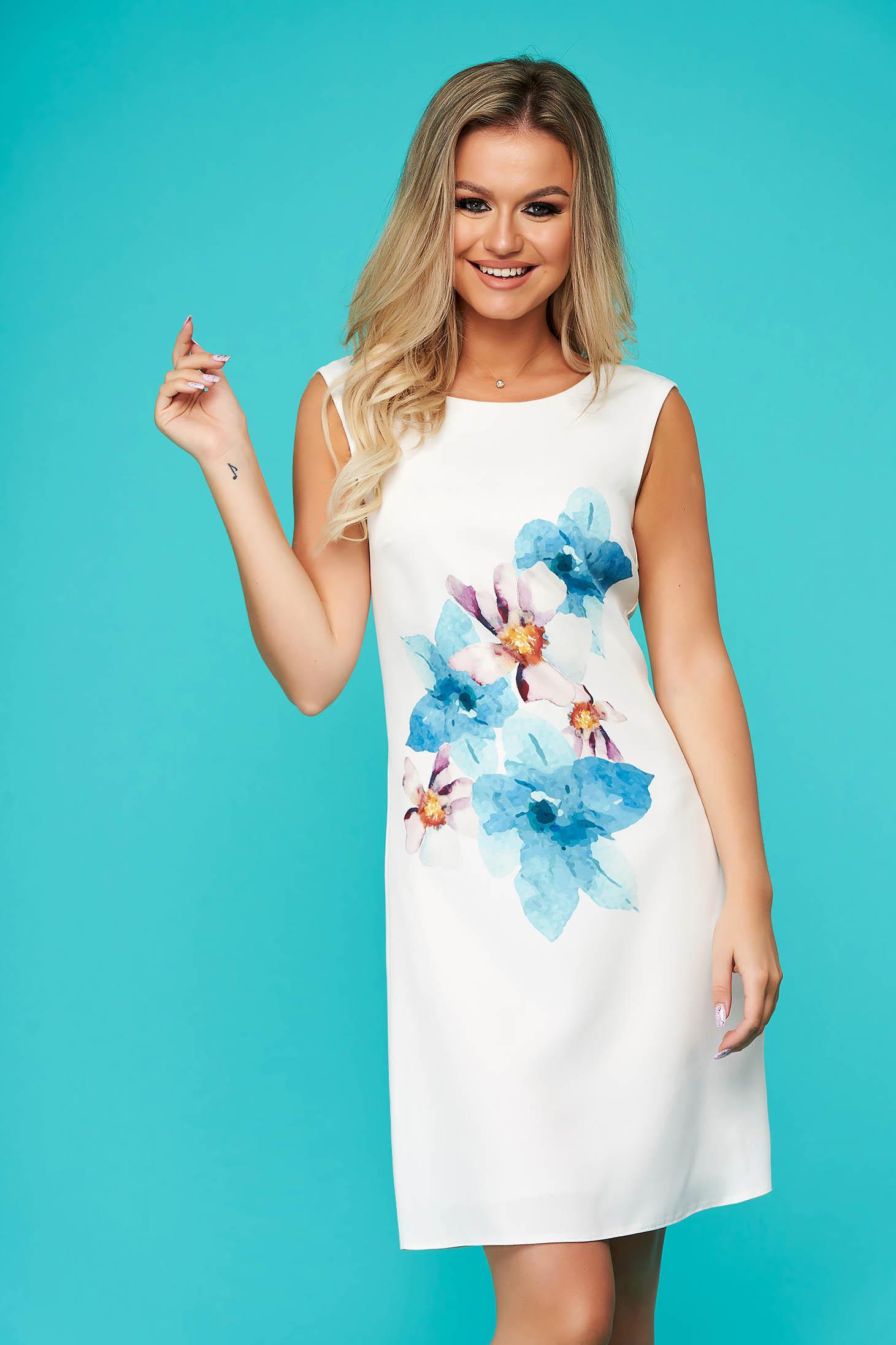 StarShinerS daily cloth from elastic fabric lightblue dress