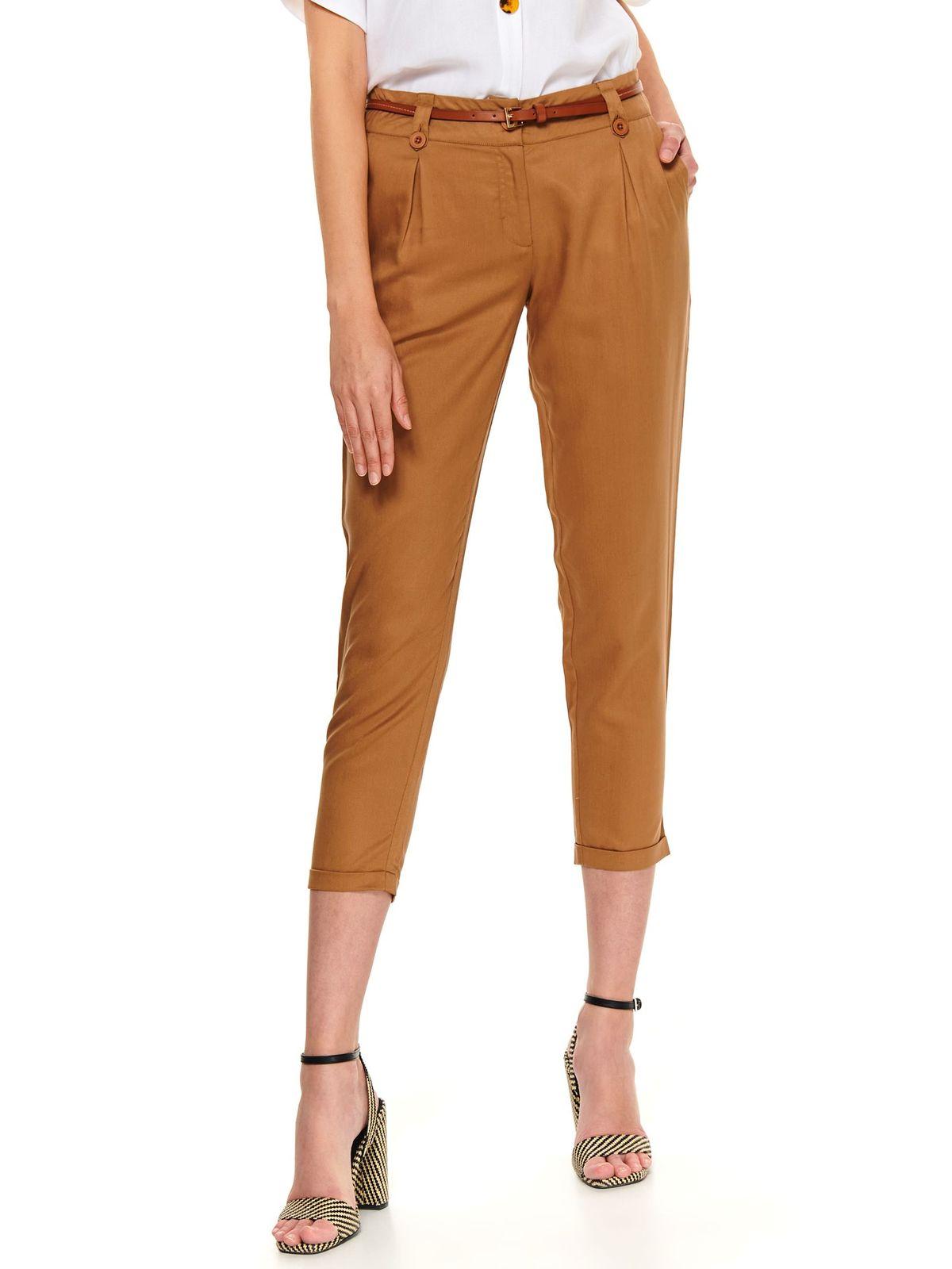 Top Secret S050415 Peach Trousers