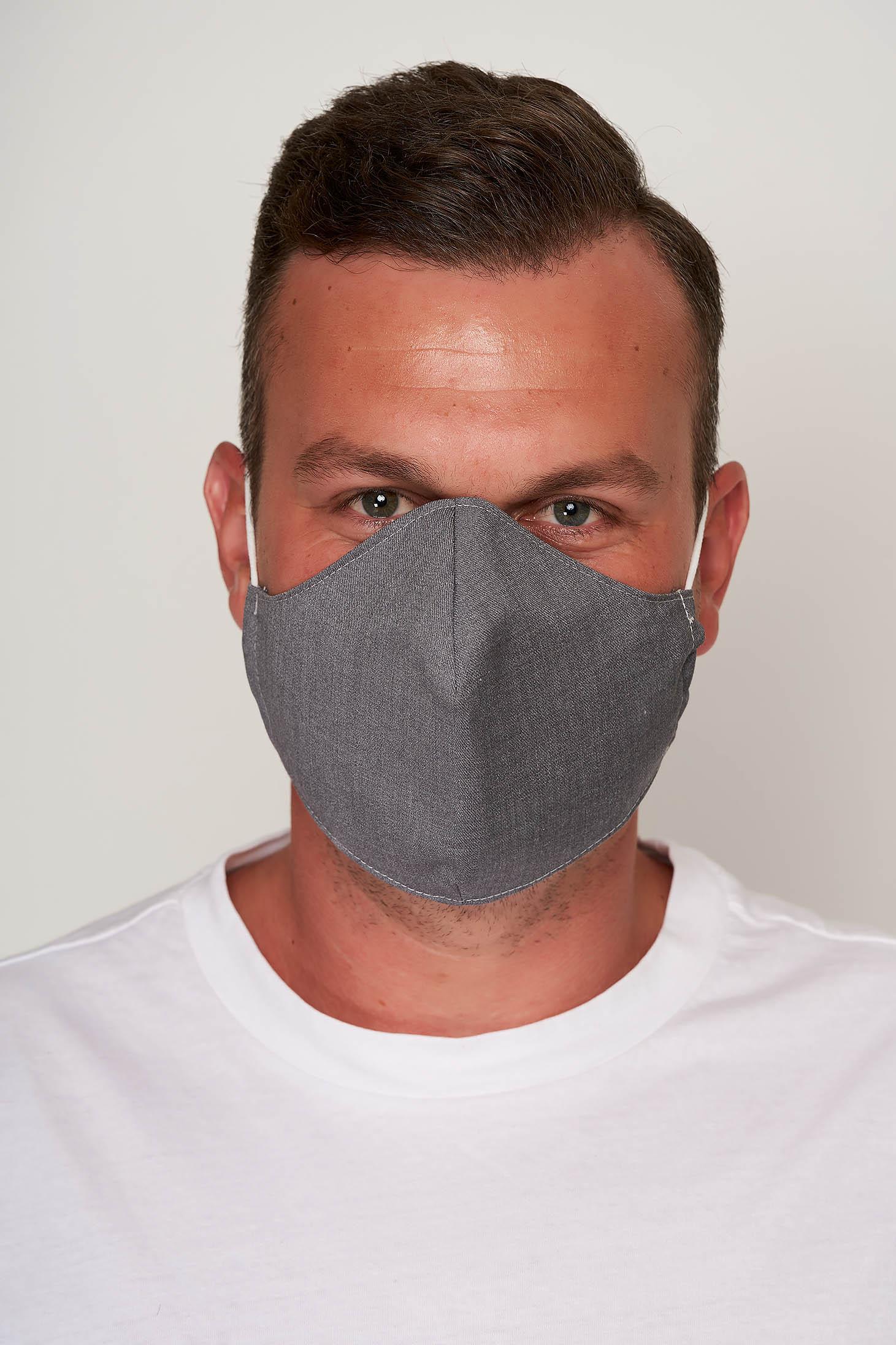 StarShinerS face masks grey