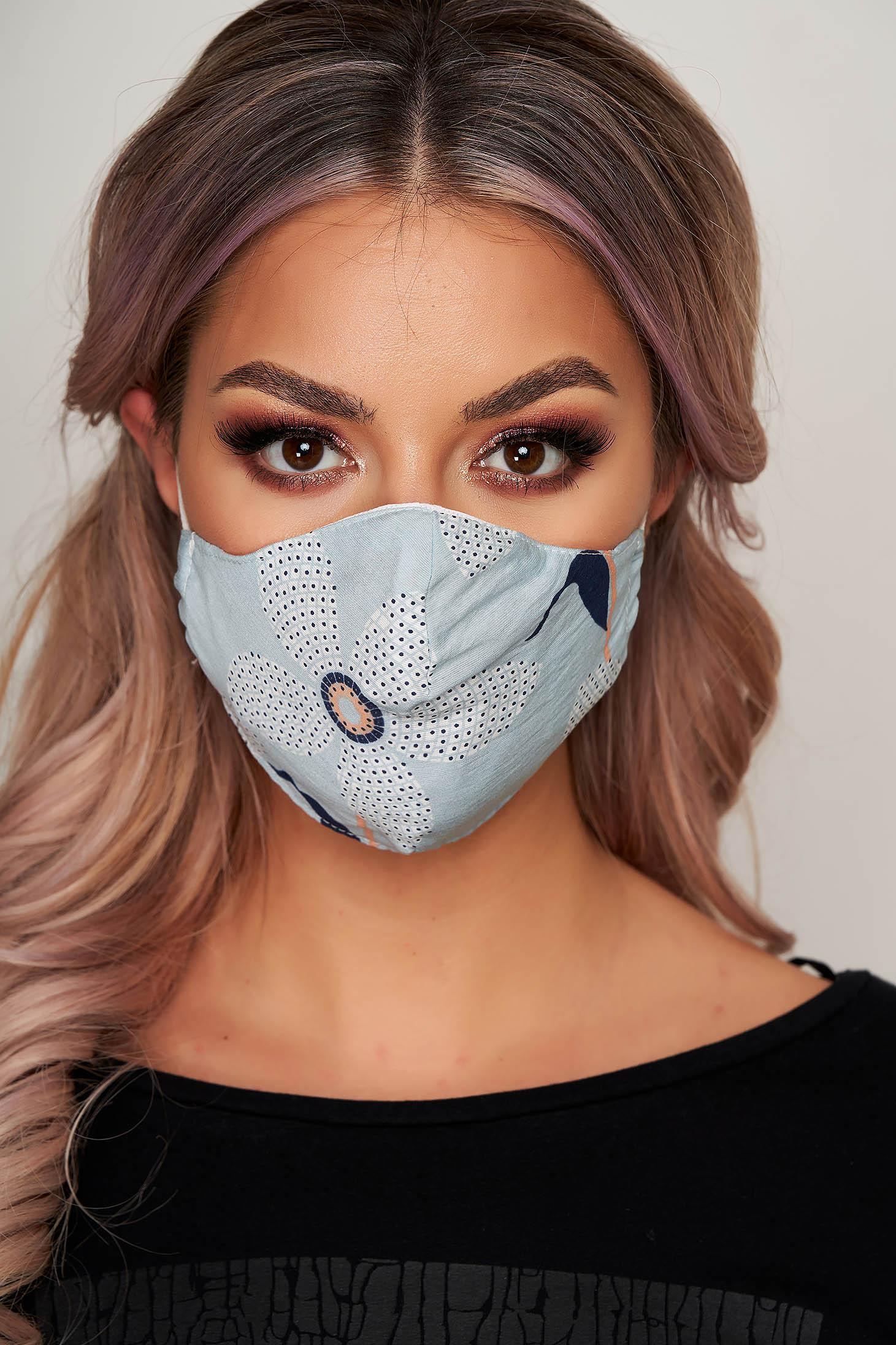 StarShinerS lightblue face masks