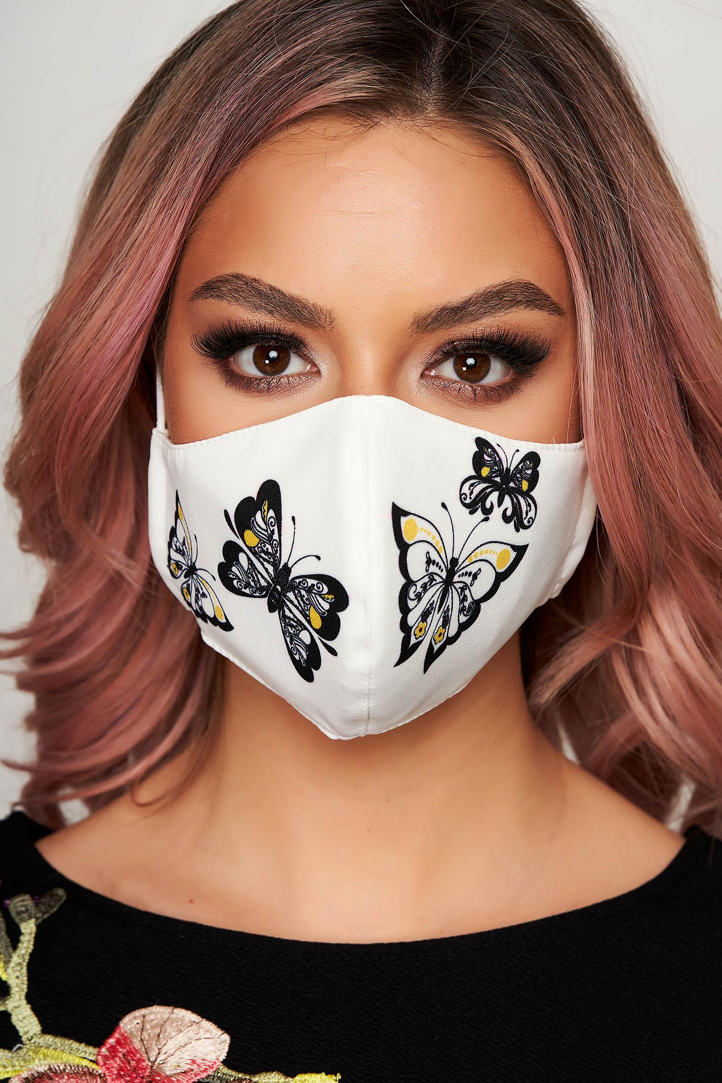 StarShinerS Ii-XXXX White Face Masks