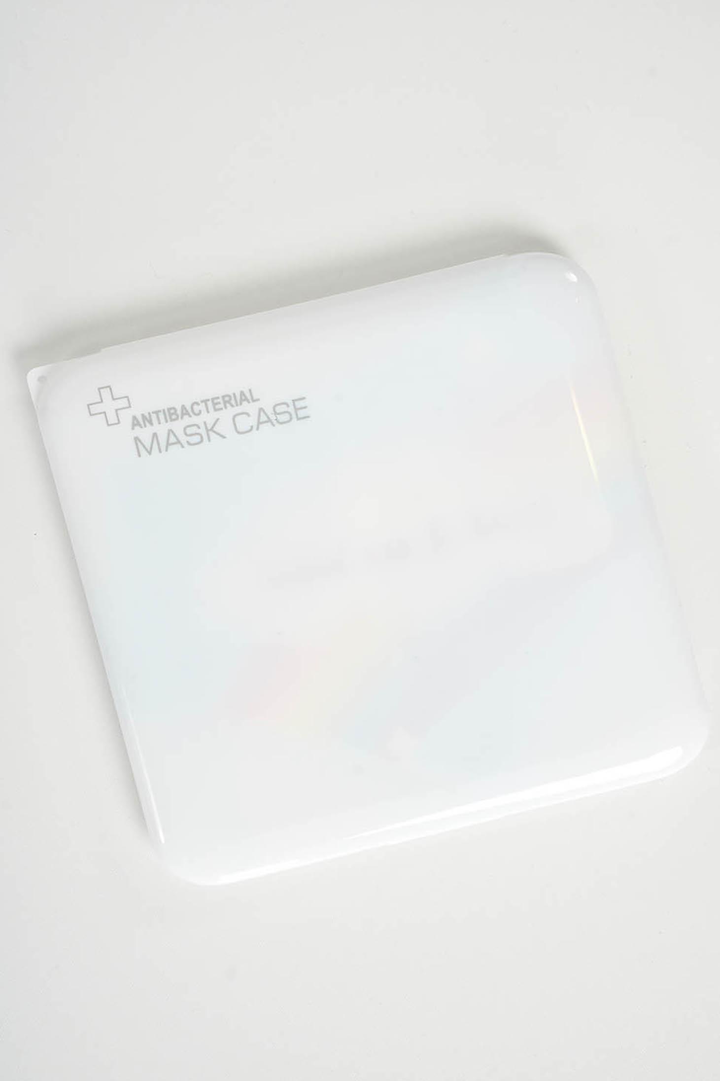 Cutie Pentru Masti De Protectie StarShinerS Alba