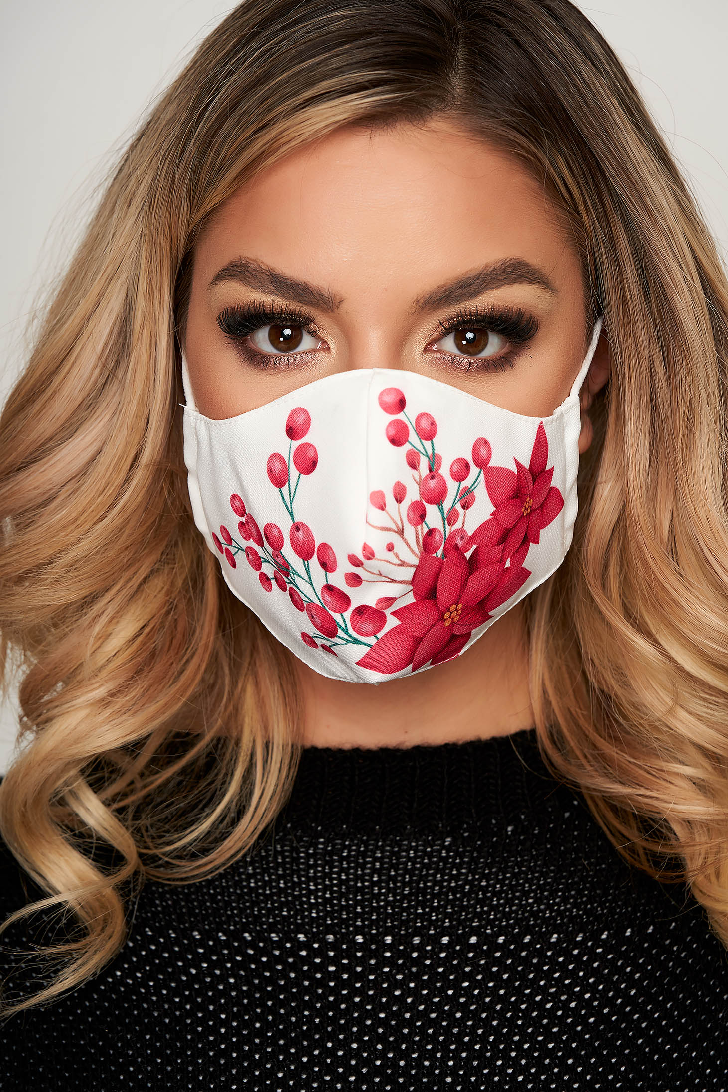 StarShinerS face masks red