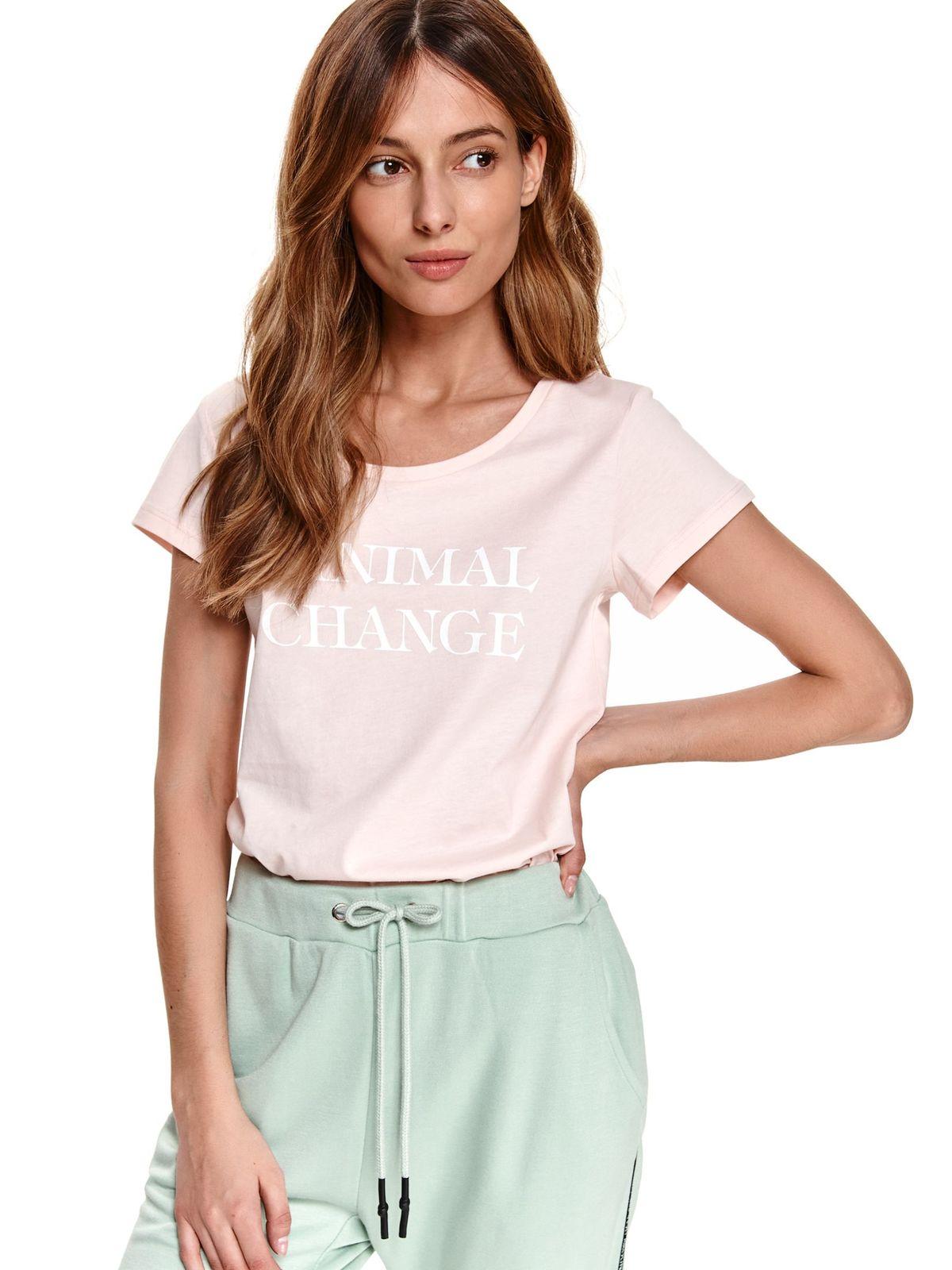 Top Secret S052233 LightPink T-Shirt
