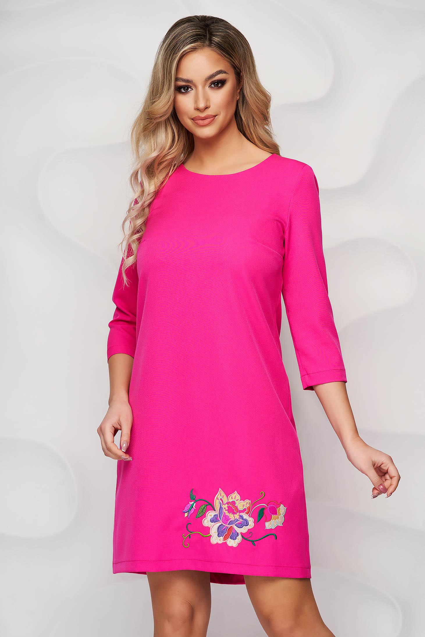 Fuchsia StarShinerS dress