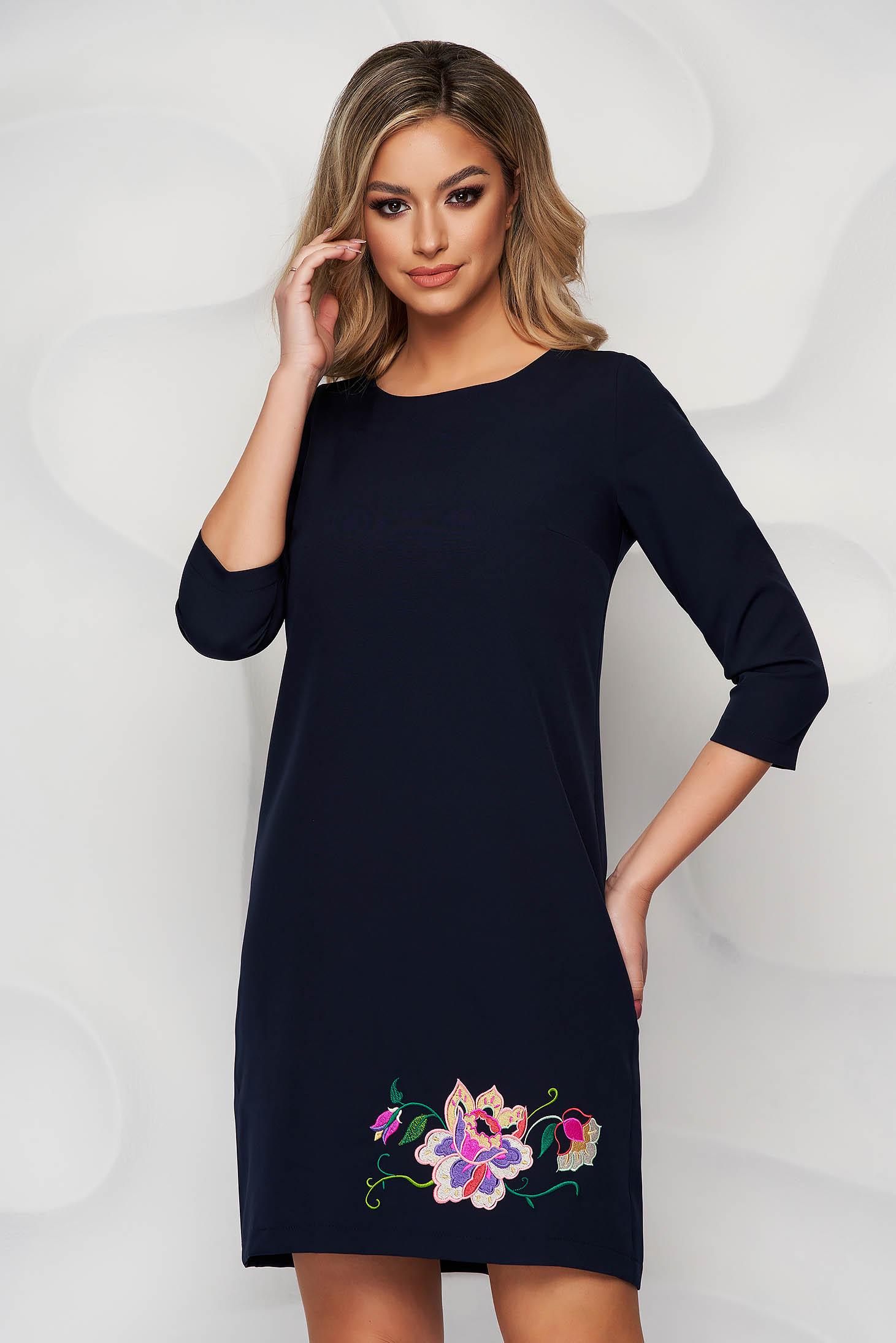 Darkblue StarShinerS dress