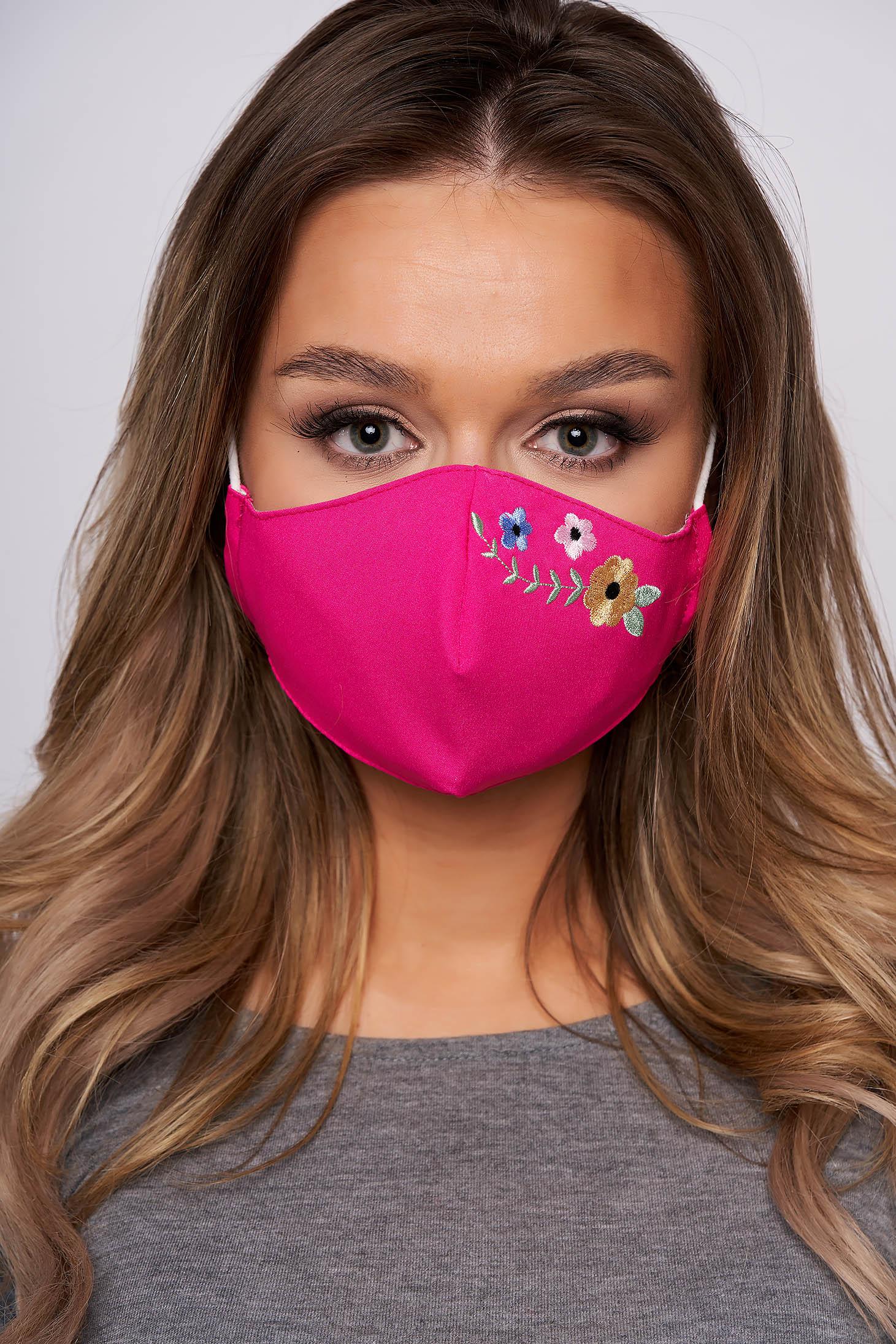 StarShinerS fuchsia face masks
