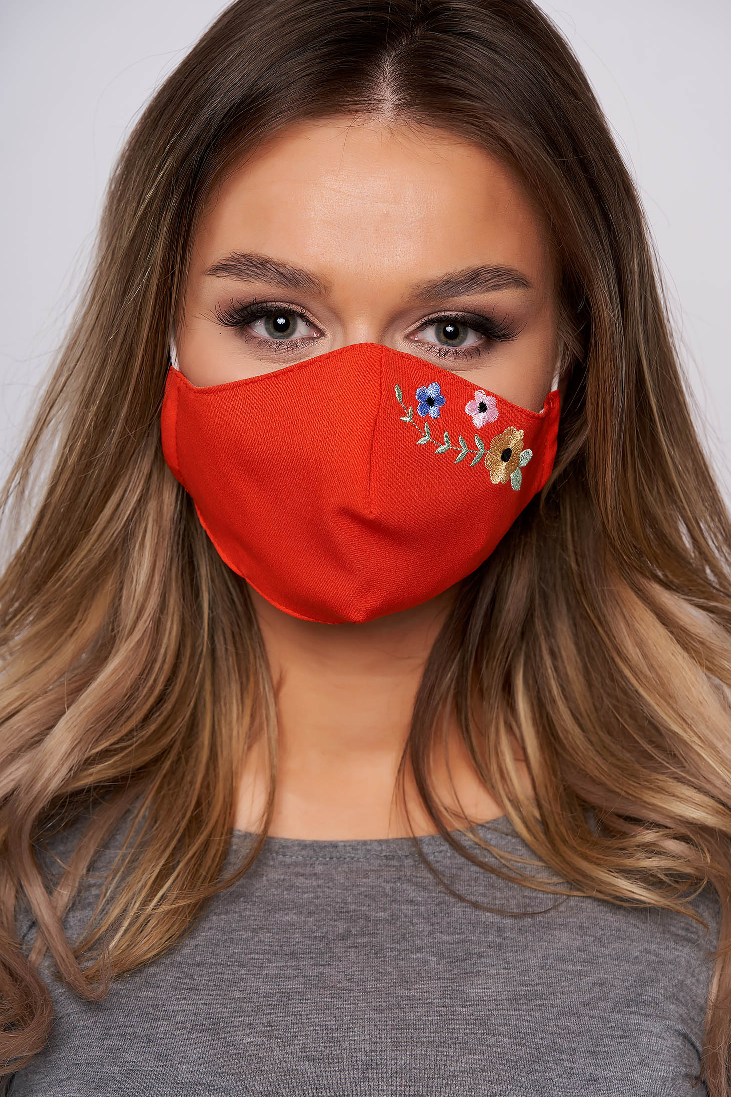 StarShinerS orange face masks