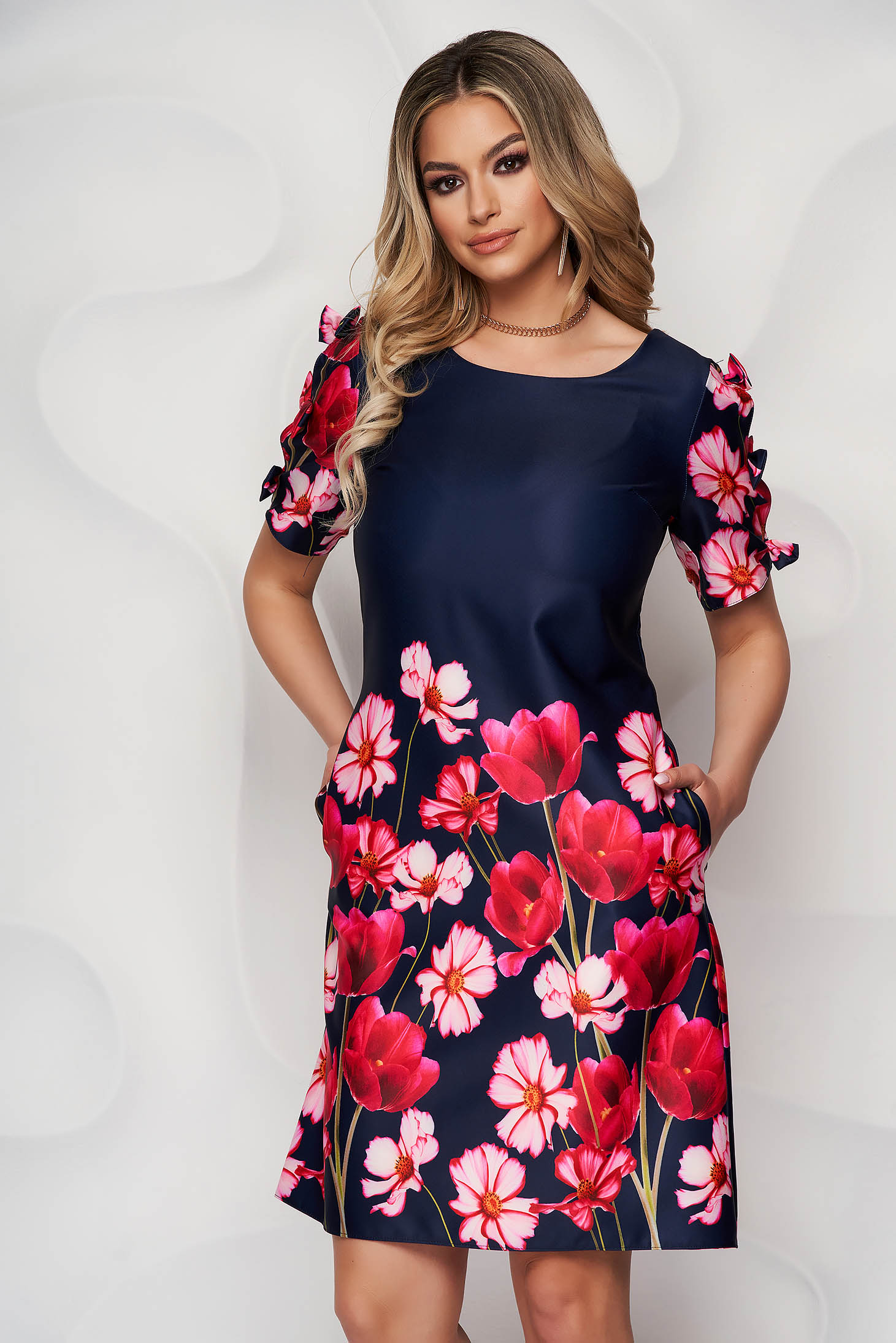 Darkblue dress